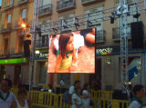 Outdoor P6 Full Color LED Écran d'affichage pour Commercial