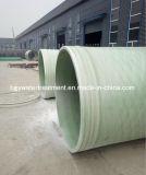 경량 고강도 높은 Corrosion-Resistant FRP 관 GRP 관