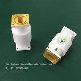 Joint tournant Compoment de micro-onde avec l'enduit blanc