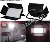 스튜디오 점화를 위한 144W LED 위원회 차가운 빛