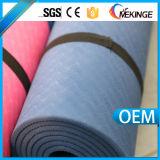 """Couvre-tapis antidérapant 8mm de yoga de bande avec la courroie de transport W 24 """" X L68"""