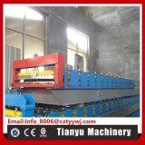 فولاذ يغلفن صفح [رووف تيل] معدن [ولّ بنل] يجعل آلة