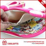 かわいい子供のプラシ天のショルダー・バッグの/Coinの袋のお金の財布の札入れの箱か電話袋
