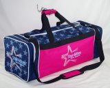 Ultimi sacchetti di Duffle dell'istituto universitario degli S.U.A. della squadra del sacchetto di ginnastica della ragazza pon pon