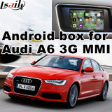 Casella Android di percorso di GPS per l'interfaccia del video di Audi A6 A6l S6