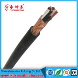 Rvv 4 Cores Copper Stranded Electric Copper Flexible Cable