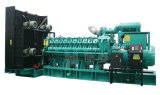 큰 전기 공급자 2MW 디젤 엔진 발전기 발전소