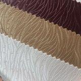 Кожа PVC конструкции листьев для украшения стены
