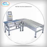 Automatisches Gewicht-sortierende Maschine für Productsion Zeilen