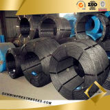 Стренга PC Prestressed бетона 9.6mm 12.7mm 15.24mm
