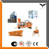 Planta de procesamiento por lotes por lotes del asfalto caliente del mezclador de China