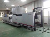 La maquinaria más calientes LFM-Z108L completamente automática de hojas de papel y PVC OPP BOPP el rodaje de la máquina