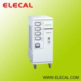 Estabilizador automático del voltaje del SVC (tres)