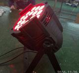 Крытый IP 20 18X10W RGBW 4 пользы в 1 свете РАВЕНСТВА СИД