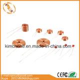 bobine d'en cuivre de fil de bobine d'induction électromagnétique de 5.70mm