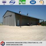 Armazém/oficina da construção de aço para a planta de fábrica do processamento