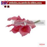 Flores de Natal para flores artificiais para decoração de casa de casamento (W2043)