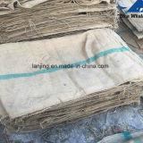 Der kundenspezifische Eco Jutefaser-Beutel, der verwendeten Jutefaser aufbereitet, schmeißt guten Leinwand-Beutel raus