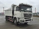 Gebied van de Motor Weichai van de Vrachtwagen van de Stortplaats van Shacman van F2000 8X4 336HP het Euro IV Koude