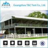 estructuras de la Multi-Cubierta del 15X15m y carpa doble de la cubierta para el deporte y el acontecimiento grandes en China