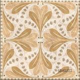 Azulejo de suelo esmaltado de cerámica por completo pulido de la porcelana brillante del azulejo