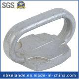 Aluminio por encargo máquina CNC parte con fundición