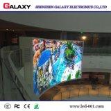 P8/P10/P4.813.91/P/fixe de location de Design courbé pleine couleur Affichage LED Intérieur/Extérieur/mur/signer/panneau/panneaux pour le spectacle, de la scène, conférence, de la publicité