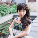 125cmの大きい胸のヨーロッパのシリコーン愛人形