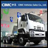 Isuzu Qingling Vc46 6X4の新しいトラクターのトラックまたは索引車またはトラクターヘッドかレッカー車