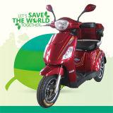 Grankee Mobility Scooter Freio eletromagnético para pessoas idosas Triciclo elétrico de condução segura