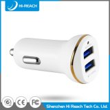 Kundenspezifische Doppel-USB-Auto-Handy Portable-Aufladeeinheit