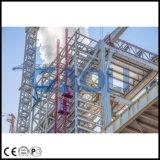 Construcción mástil doble cabina del ascensor, Modelo SC100 / 100