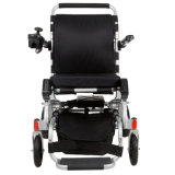 Fácil llevar el recorrido plegable el sillón de ruedas eléctrico