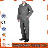 Combinaison en gros de sergé de coton de polyester de vêtements de travail d'usine