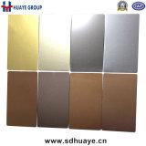 Perfection 201 et de Huaye feuille de couleur de l'acier inoxydable 304
