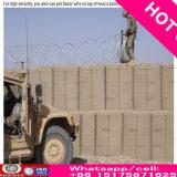 De gegalvaniseerde Barrière Hesco Echte van de Fabriek) voor Bescherming (Mil1 - Mil10)