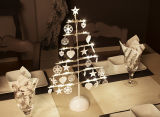 Decorazione differente di natale della Tabella LED di figura