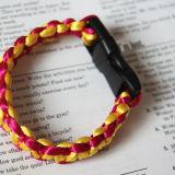 Hoge kwaliteit parachute koord armband overleven armband