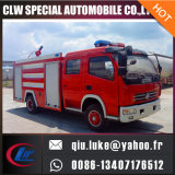 2000L 3000L 4000L New Water Mousse Fire Fighting Engine Truck