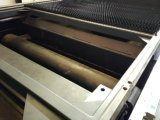 Máquina de corte a laser de fibra 1500W para cortar materiais metálicos