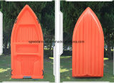 Populäres Sale Lightweight 3.1m Small Fishing Boat PET Plastic Boats
