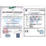 De professionele 4/6/8/10 Ingevoerde PV van het Zonnepaneel van Series Doos van de Combine met de Prijs van de Fabriek