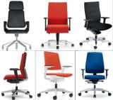 Стул замены конструкции алюминиевый разделяет основания для эргономического Seating конференции задачи