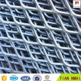 Malha de metal expandido galvanizado