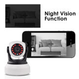 Wireless 720p Pan Tilt Red de Seguridad CCTV Night Vision IP Camer WiFi Webcam