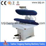 Machine van de Pers van de Stoom van het Servet van de Doek van de lijst de Commerciële met Ce & SGS