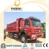 Gebruikte Kipper van de Vrachtwagen van de Stortplaats HOWO 371 PK 8X4 met Uitstekende Kwaliteit en Beste Prijs