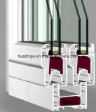 고품질 PVC 단면도 물자를 가진 중국 공장 UPVC Windows