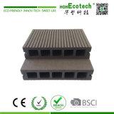 De uitgedreven Plastic Samengestelde Vloer van Decking WPC in China