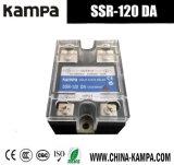 120da SSR Control 3-32V DC Output 12 ~ 240VAC Single Phase AC Solid State Relay
